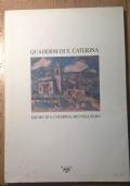 QUADERNI DI S. CATERINA EREMO DI S. CATERINA RIO NELL' ELBA