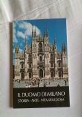 IL DUOMO DI MILANO, STORIA - ARTE - VITA RELIGIOSA -chiesa-religione-architettura