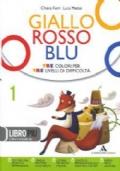 Giallo, rosso, blu 1 + Storia di dei ed eroi + Quaderno