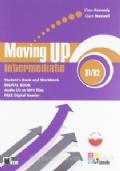 MOVING UP INTERMEDIATE STUDENT'S BOOK/WORKBOOK CON EBOOK