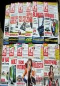 Lotto 11 riviste informatica PC Pro annata completa 2006 retro computer software Windows CARW