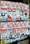 Lotto 12 riviste informatica PC Pro annata completa 2009 retro computer software Windows CARW