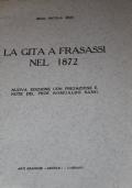 La gita a Frasassi nel 1872