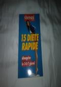 15 diete rapide