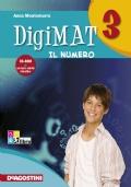 DIGIMAT ARITMETICA 3 + GEOMETRIA 3 + QUADERNO PALESTRA INVALSI 3 + CDROM 3