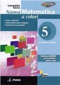 NUOVA MATEMATICA A COLORI, Vol.5 - Ediz.AZZURRA