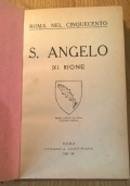 S. ANGELO (XI. RIONE )