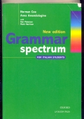 GRAMMAR SPECTRUM for Italian students new edition