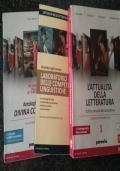 L'Attualità della letteratura + antologia della Divina Commedia + Laboratorio delle competenze linguistiche
