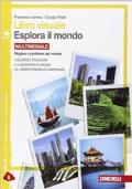 Libro visuale esplora il mondo. Con e-book. Con espansione online. Vol. 3: Regioni e problemi del mondo.