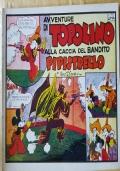 AVVENTURE DI TOPOLINO ALLA CACCIA DEL BANDITO PIPISTRELLO, LA RIVINCITA DI TOPOLINO