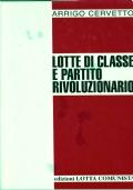Lotte di classe e partito rivoluzionario