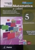 Nuova Matematica a colori ed. verde 5