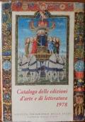 Catalogo delle edizioni d'arte e di letteratura