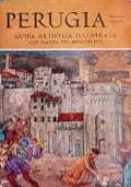 PERUGIA - Guide artistique illustre avec le plan des monuments