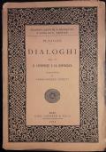 Dialoghi. Vol. V - Il Clitofonte e la Repubblica. Tradotti da Oreste Zuretti