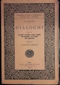 Dialoghi. Vol. IV.