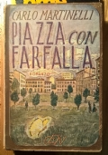 PIAZZA CON FARFALLA
