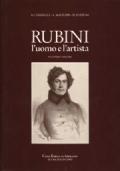 RUBINI - L'UOMO E L'ARTISTA (OPERA COMPLETA, 2 VOLUMI)