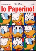 IO PAPERINO TUTTODISNEY N. 1