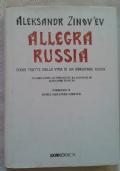 Allegra Russia. Scene tratte dalla vita di un ubriacone russo