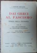Dai greci al fascismo (libro II)