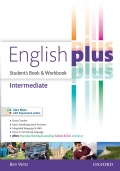 English Plus. Student's Book-Workbook. Per Le Scuole Superiori