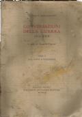 Conversazioni della guerra 1914-1919. Tomo II - dal Piave a Versailles