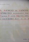 Il Banco di Santo Spirito fondato da Paolo V con breve del 13 dicembre 1605