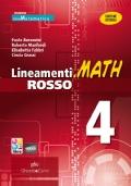 LINEAMENTI MATH ROSSO 4