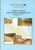 Carta ittica dell�Emilia Romagna: Zona C (GUIDE � MANUALI � FAUNA ITTICA D�ACQUA DOLCE � PESCI �  EMILIA ROMAGNA � ZONA COLLINARE � PEDEMONTANA)