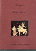 La terza filippica.Introduzione e commento di Alessandro Manzoni