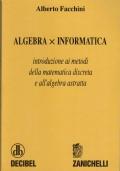 Algebra x informatica
