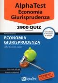 ALPHA TEST ECONOMIA GIURISPRUDENZA 3900 QUIZ