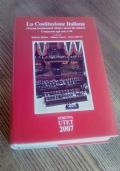 La costituzione Italiana. Principi fondamentali. Diritti e doveri dei cittadini. commento agli artt. 1-54