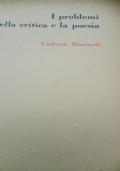 Problemi della critica e la poesia teoria e metodo