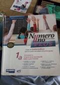 Numero Uno plus edizione mista volume 1a + CD + INFORMAT + SFIDE MATEMATICHE + PLUS 1