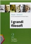 I grandi filosofi 2 . Per i Licei e gli Ist. magistrali. Con espansione online. 2: Da Marx a Popper