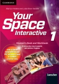 Your Space Interactive LEVEL 1: STUDENT'S BOOK/WORKBOOK, COMPANION BOOK + ACCESS CODE TO INTERACTIVE EBOOK WITH AUDIO