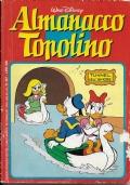 ALMANACCO TOPOLINO N.298 OTTOBRE 1981 COMPLETO  CARTOLINA