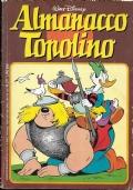 ALMANACCO TOPOLINO N.277 GENNAIO 1980 COMPLETO  CARTOLINA