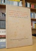La nuova legge ed il regolamento per la protezione delle bellezze naturali 1940