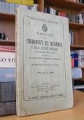 ORDINAMENTO DEL NOTARIATO e Archivi Notarili - Legge 16 febbraio 1913