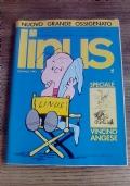 LINUS Anno XXVIII Numero 1 (322) Gennaio 1992