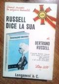 RUSSEL DICE LA SUA