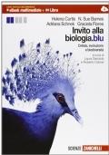 Invito alla biologia.blu Cellula, evoluzione e biodiversità