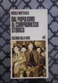 DAL POPULISMO AL COMPROMESSO STORICO