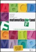 Matematica per temi. Modulo F: I radicali e le equazioni di II grado. Zoom Matematica per temi. Modulo F: I radicali e le equazioni di II grado.