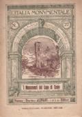 I monumenti del Lago di Como. Sessantaquattro illustrazioni con testo di Ugo Monneret De Villard