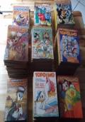 Topolino oltre 500 numeri / albi / fumetti